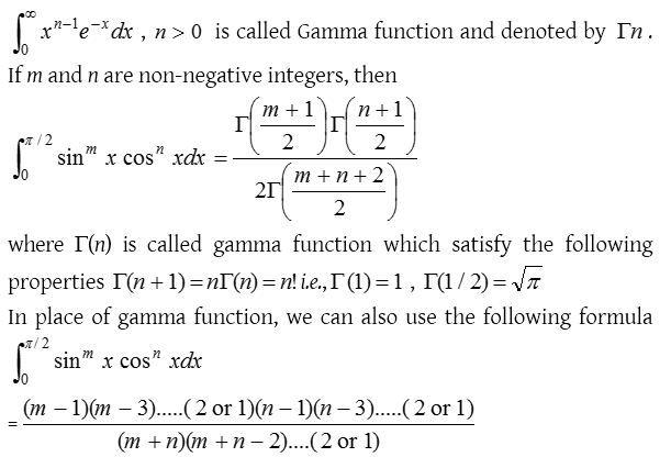 Http Www Aplustopper Com Definite Integrals Math Formula Chart Calculus Teacher Negative Integers