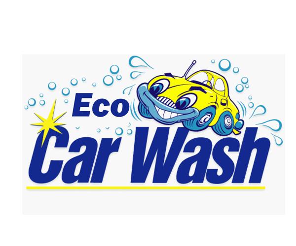 Eco Car Wash Simple Free Logo Design 26 Nice Logos Logos Design