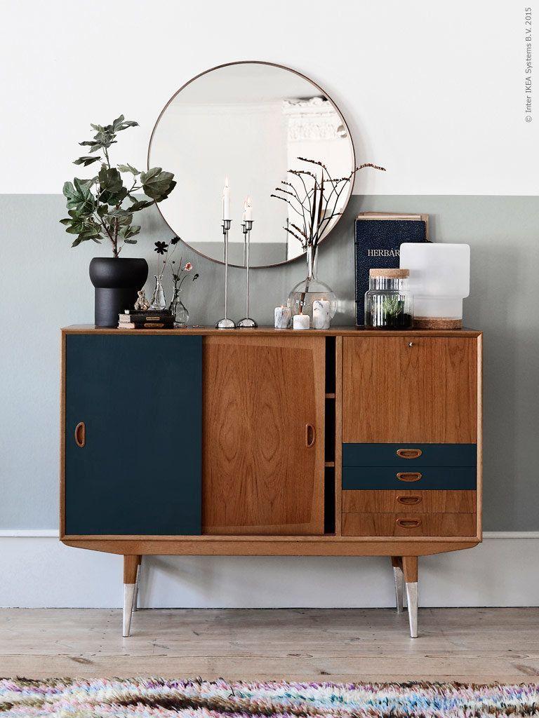 Industrial Bedroom Furniture: Ikea_kretsloppis_inspiration_1