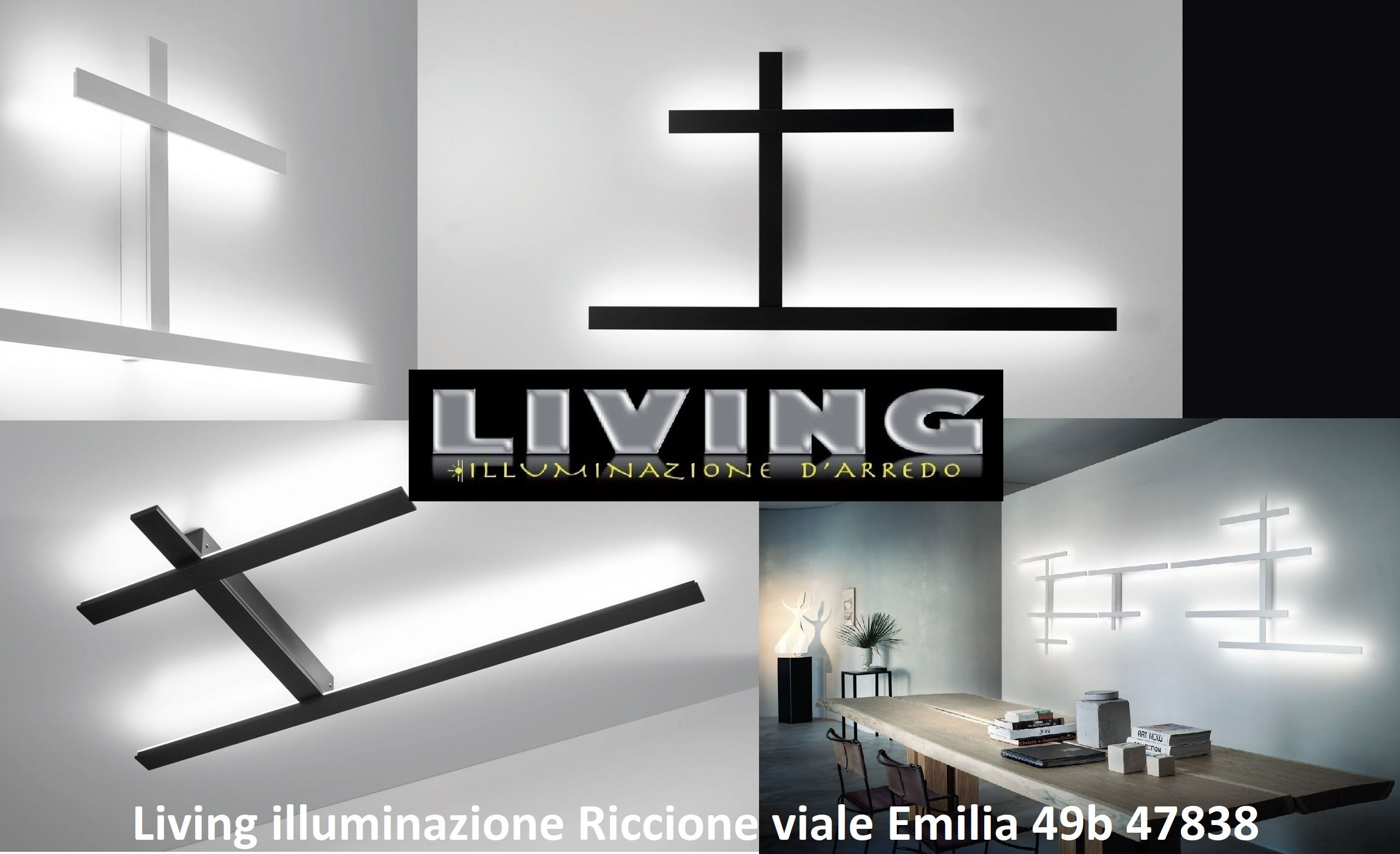Applique per casa tua led design e potenza applique e