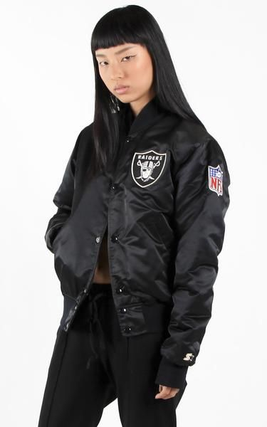 Official Oakland Raiders Jackets, Winter Coats, Raiders