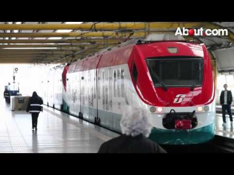 Travel from Fiumicino Airport to Central Rome by Train