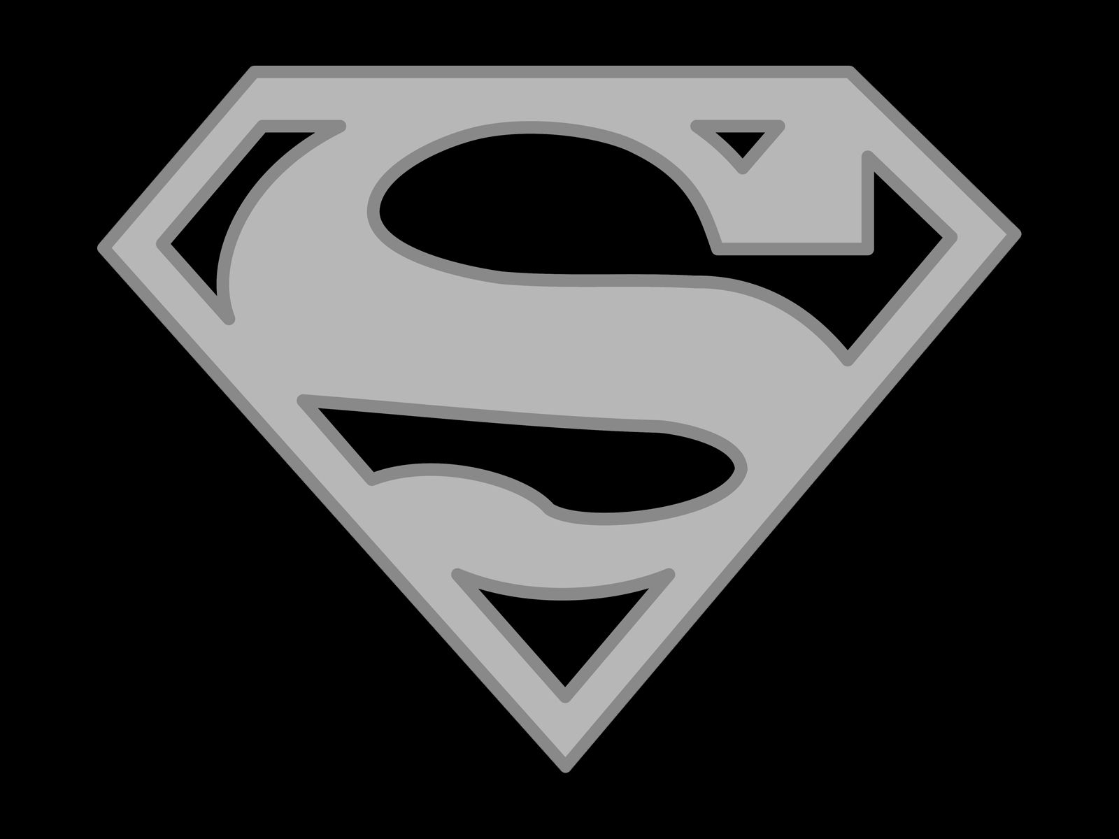 Superman hoodies for couples images amp pictures becuo - Image For Superman Logo Black And White Background Wallpaper