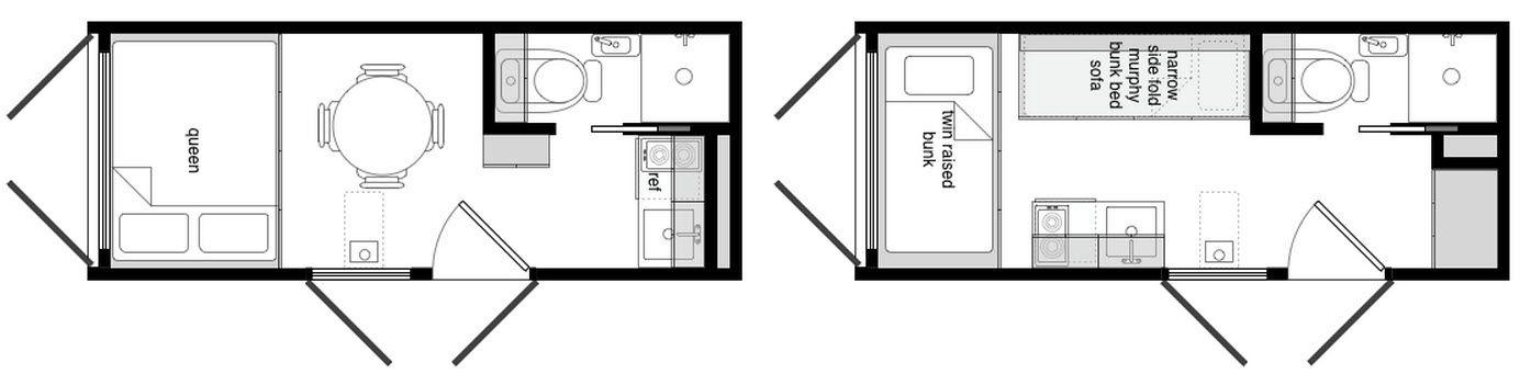 Dise o de casas con contenedores construcci n home for Diseno de oficinas con contenedores