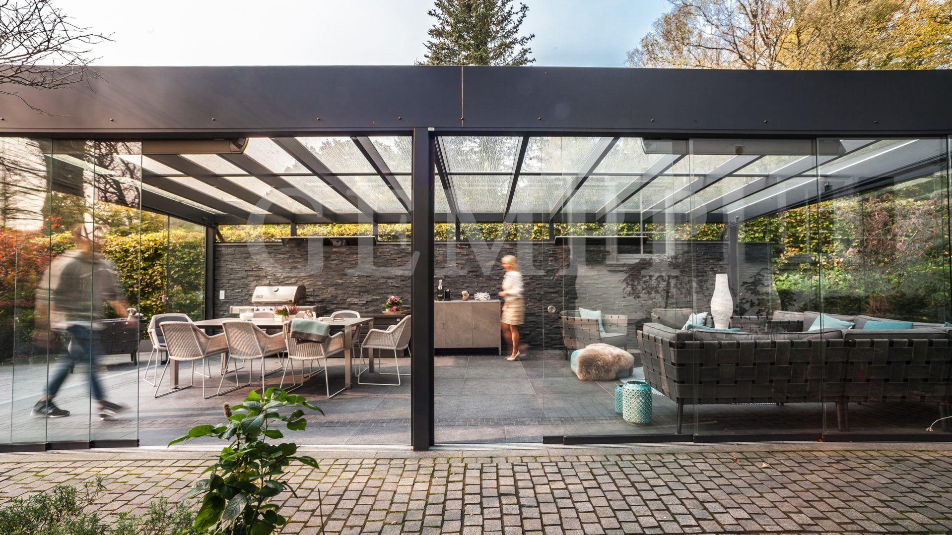 Gartenplanung Hamburg moderne terrassenüberdachung gartenplanung gartengestaltung für