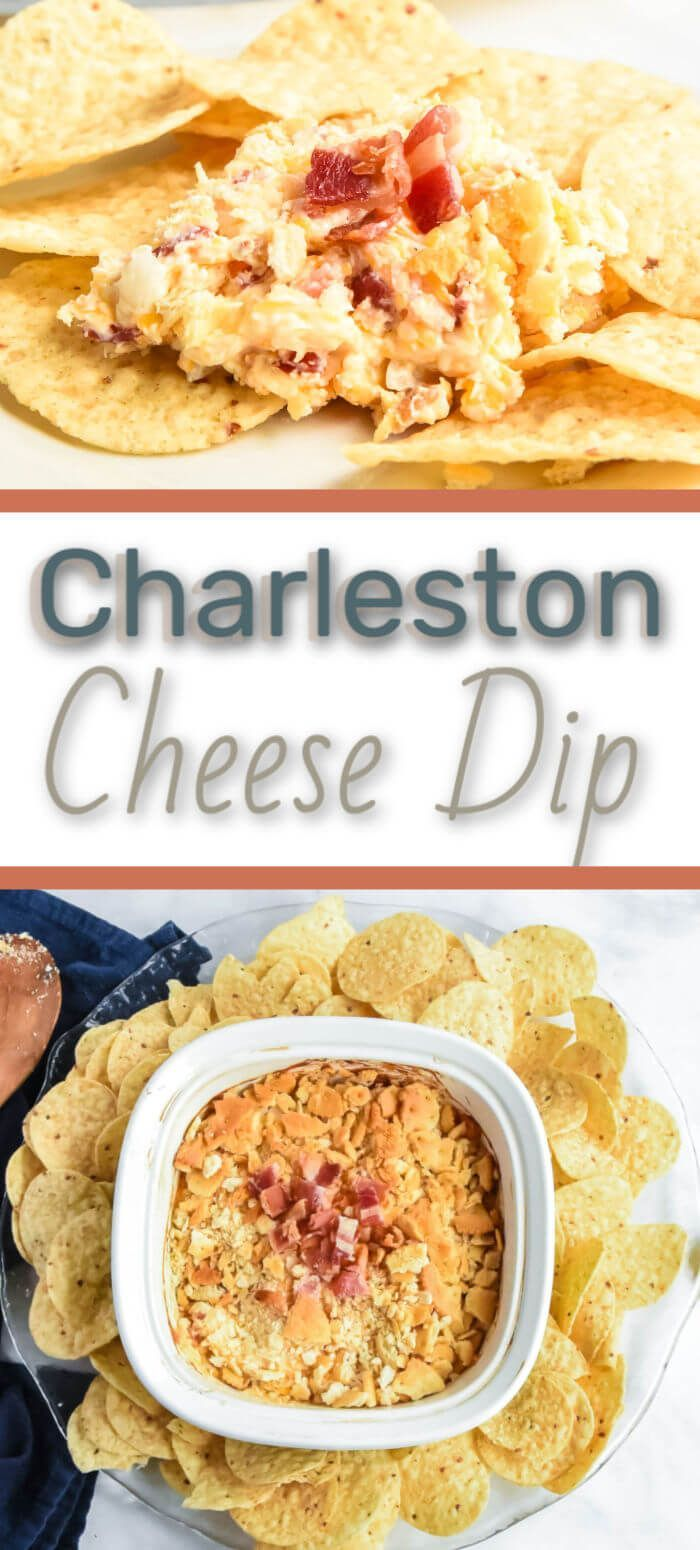 Charleston Cheese Dip: A Southern Party Dip That Wows The Crowds