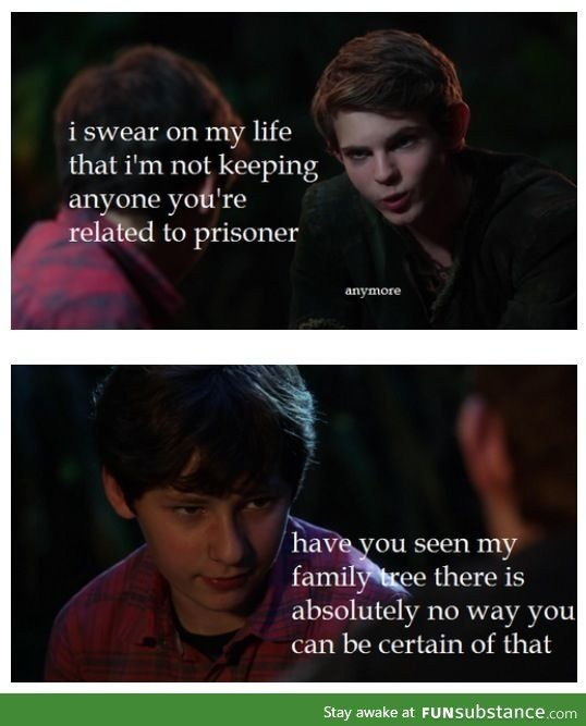 This is true | TV Shows/Crossovers | Once upon a time funny