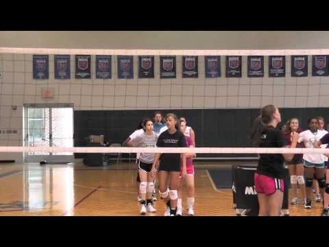 Middle School Ideas Volleyball Camp Middle School Volleyball