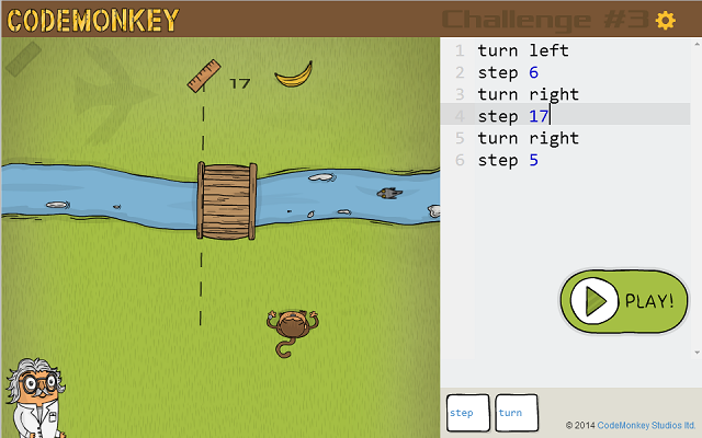 About Us Codemonkey Is An Engaging Online Game That Teaches Real Computer Programming To Children As