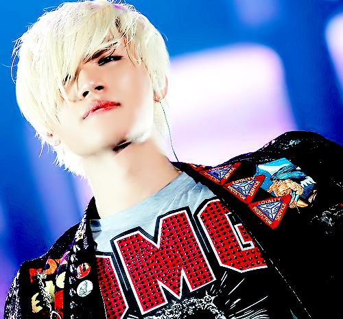 Big Bang's Daesung....such a cutie.