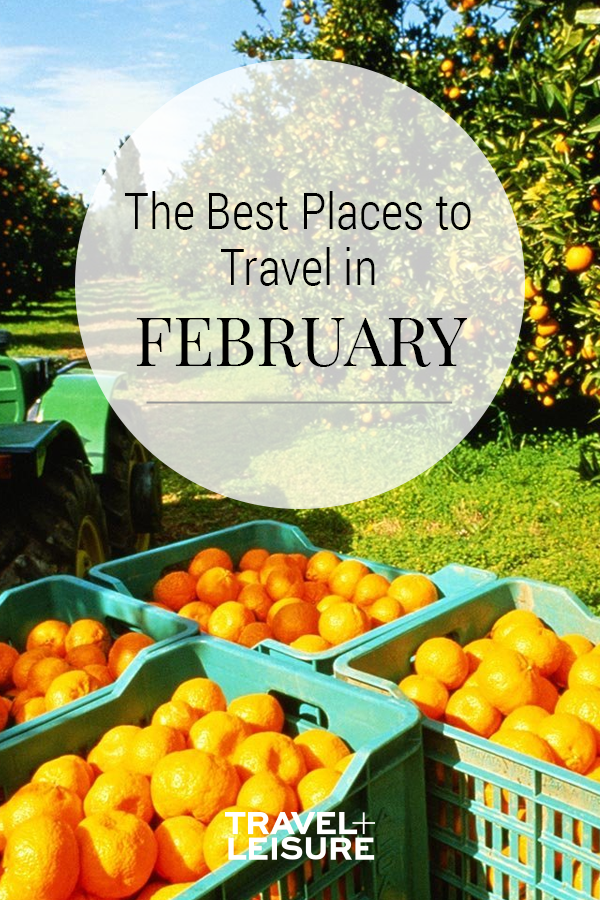 Best Places To Travel In February Best Places To Travel Places To Travel Warm Vacation