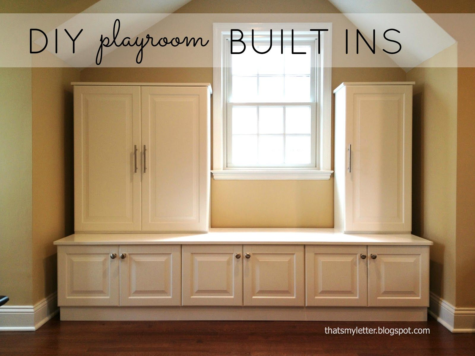 A DIY Blog Featuring Building, Painting And Sewing Projects. Tutorial Style  Posts With Process · Playroom StoragePlayroom ...