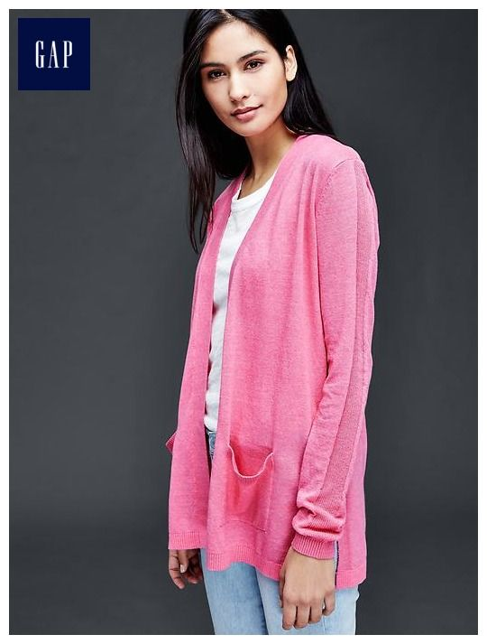 7a14a95abc Open front cardigan
