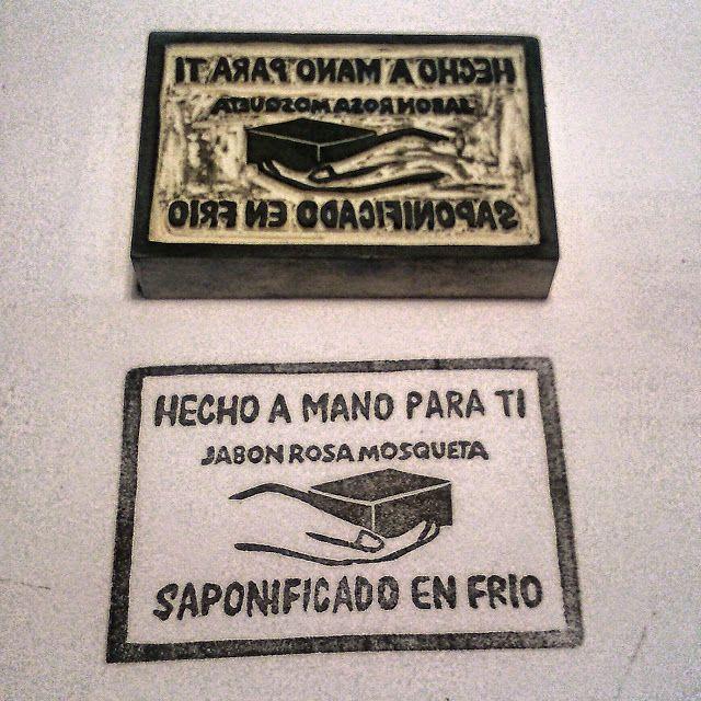 Sello jabón  http://uvedeveronica.blogspot.com.es/search/label/Sellos#.VGPSyfmG9NN