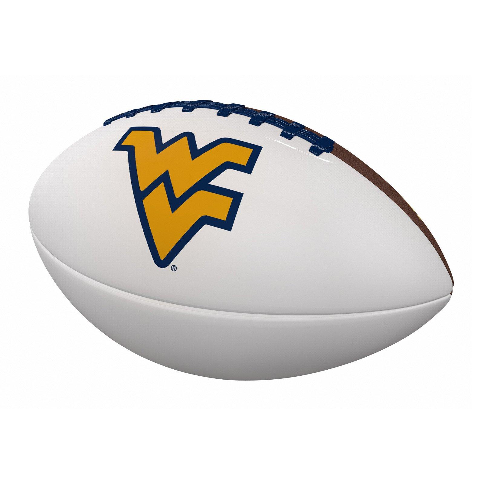 Logo Brands NCAA Team OfficialSize Autograph Football in