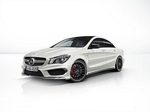 Edition 1 auch für CLA 45 AMG | Mercedes-Benz Passion Blog