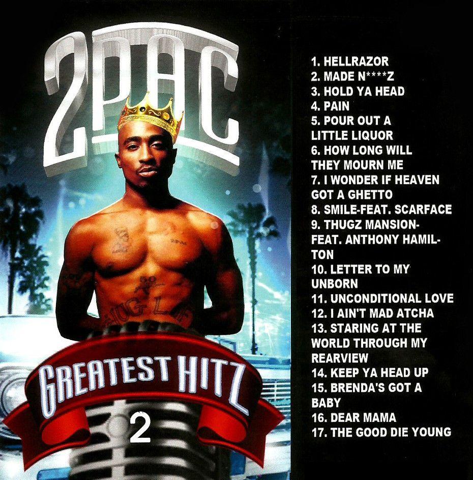 Best Of 2Pac Vol 2 Mixtape DJ Compilation Mix CD   eBay Bargins