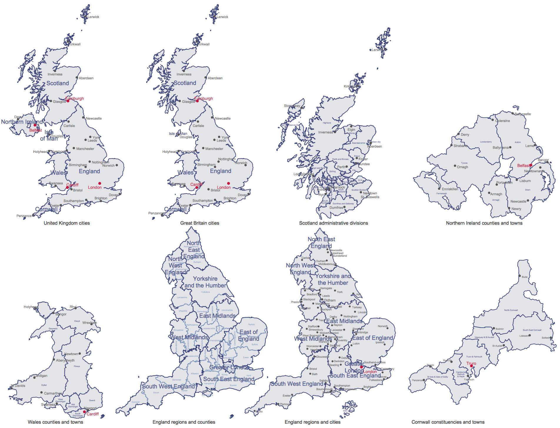 Design Elements United Kingdom