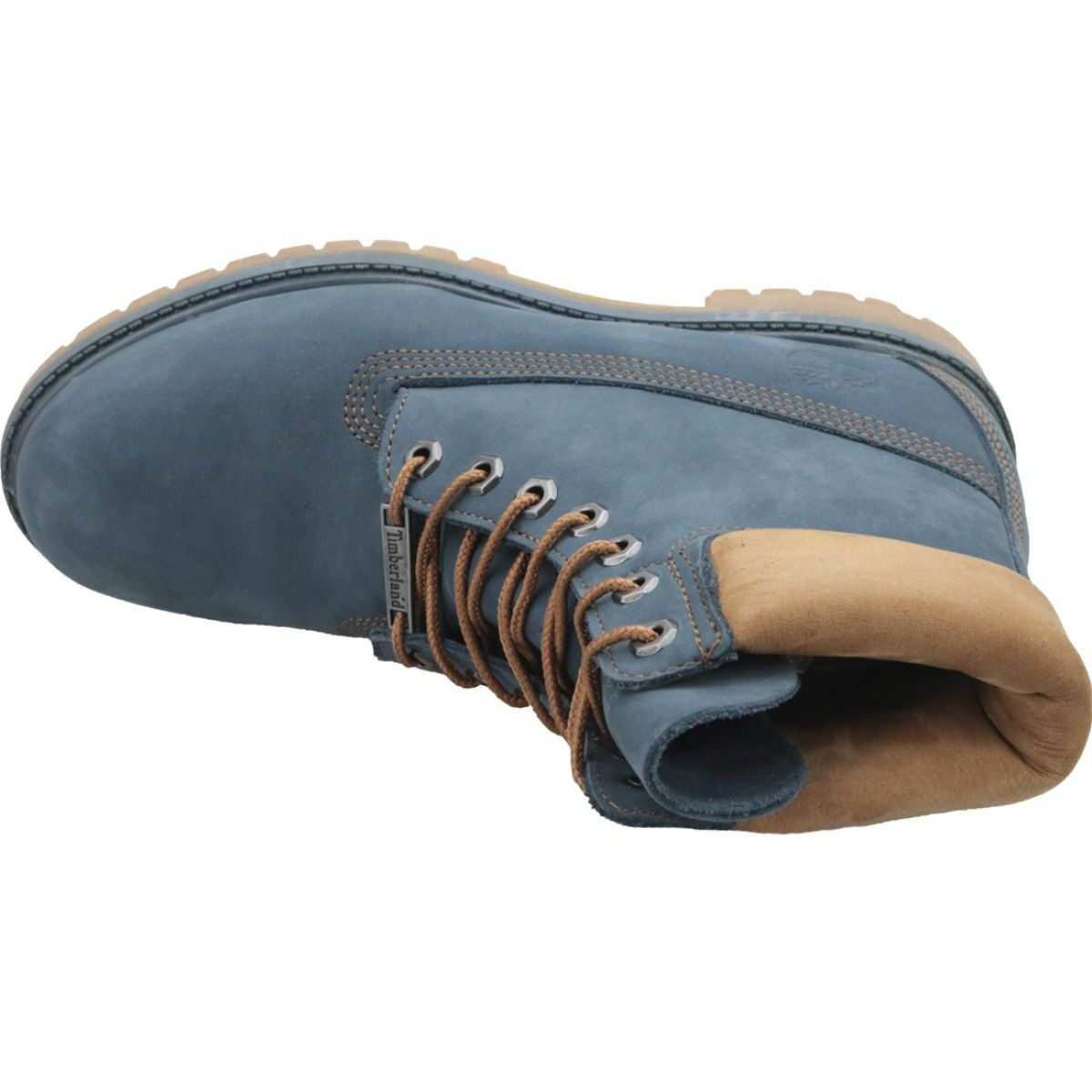 Buty Timberland 6 Inch Premium Boot M A1lu4 Granatowe Sport Shoes Men Boots Timberland