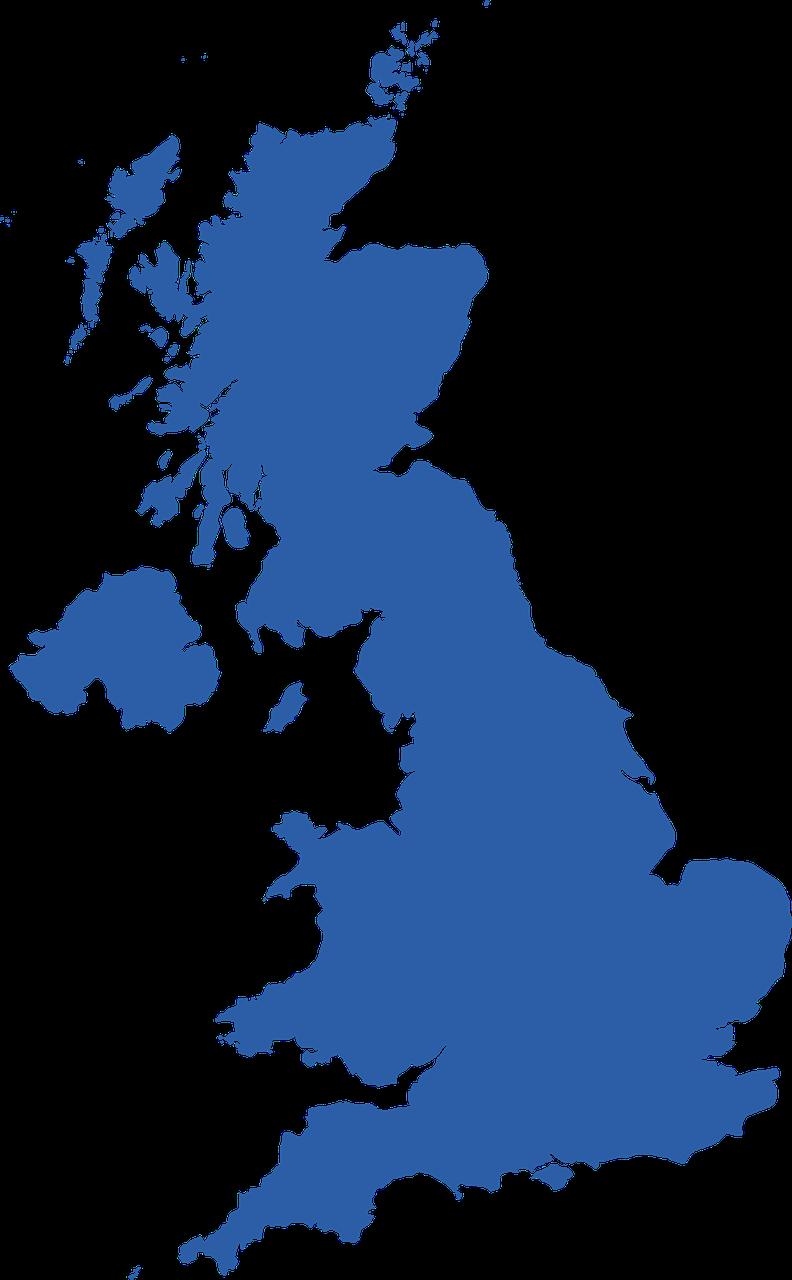 England Uk England Country Map London England Uk England