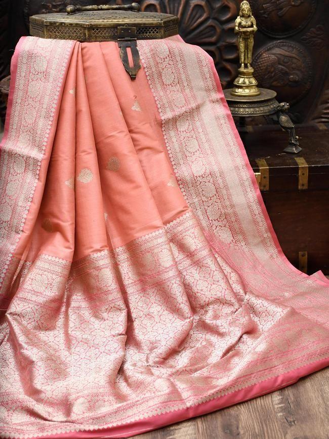 Sacred Weaves - Shop for Exquisite Banarasi Sarees Online #saridress
