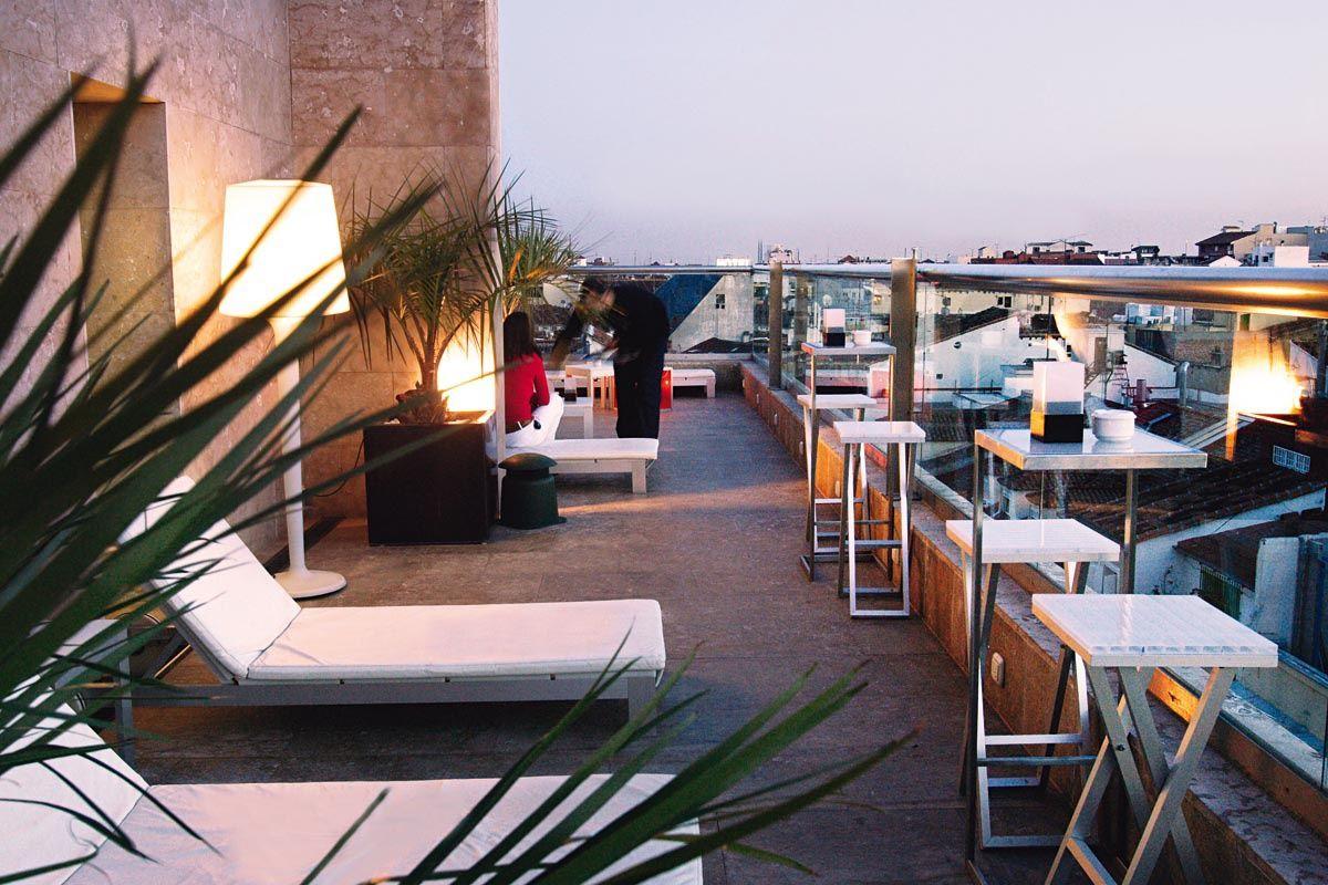 Una De Terraceo Por Favor Bar En La Azotea Terrazas
