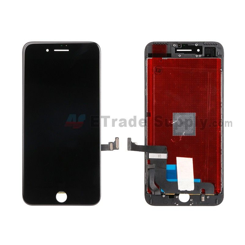 a1073e2b081b9f For Apple iPhone 7 Plus LCD Screen and Digitizer Assembly with Frame ...