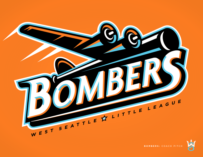 West Seattle Little League Danlustig Com Sports Design Inspiration Sports Logo Inspiration Sports Design