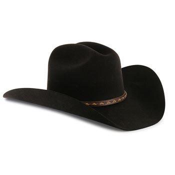 94c43dcbd8f Justin 2X Wool Felt Hat
