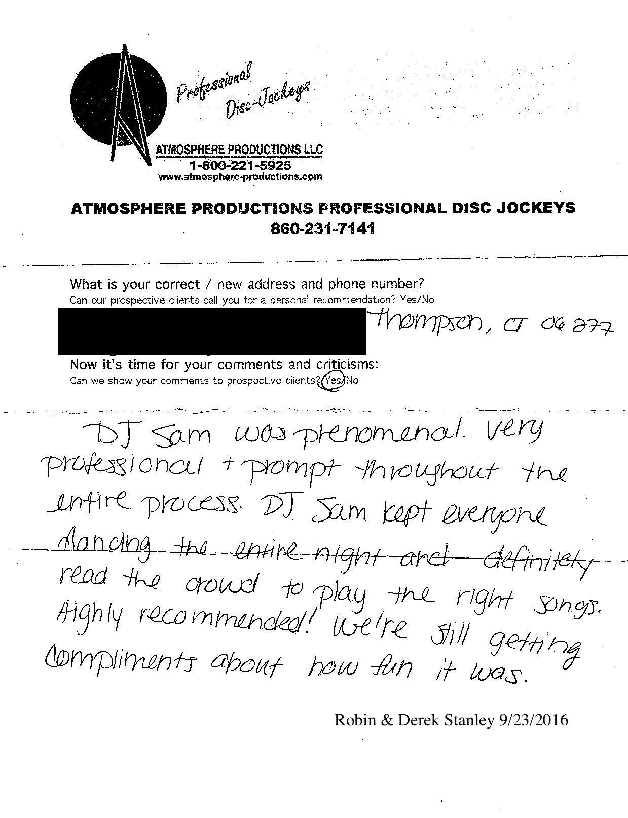 09 23 16 robin derek letter httpwwwatmosphere productionscom
