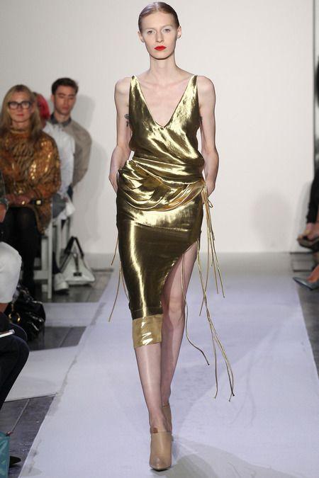9a3a66560 New York Fashion Week  Tendencias primavera verano 2014