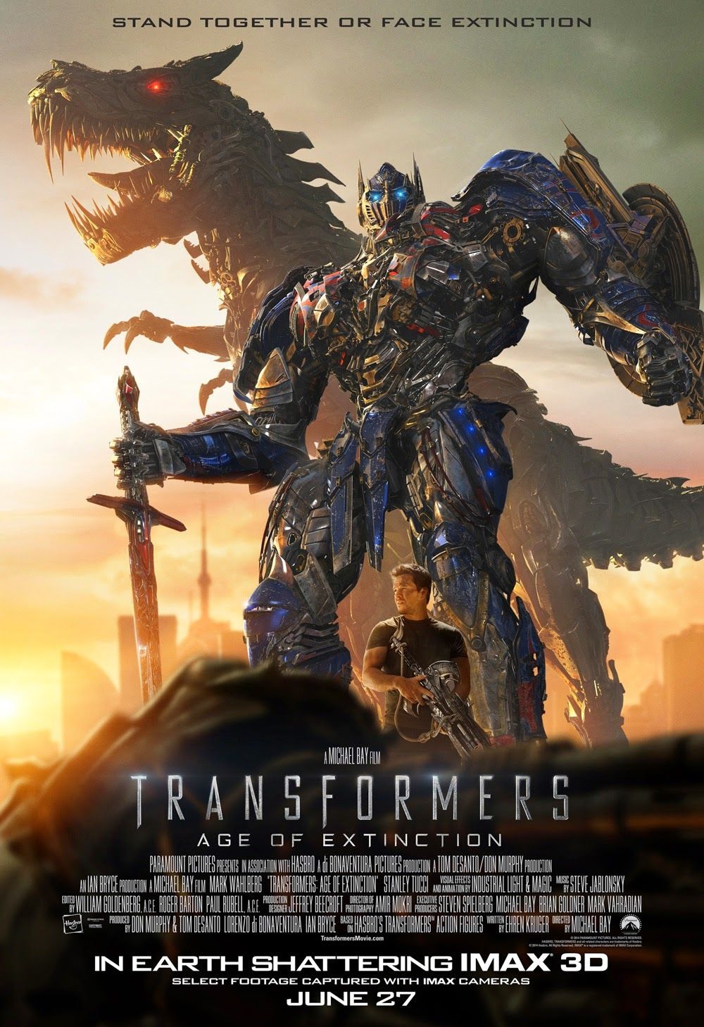 [MINI-HD 1080P] Transformers 4: Age of Extinction (2014) ท ...