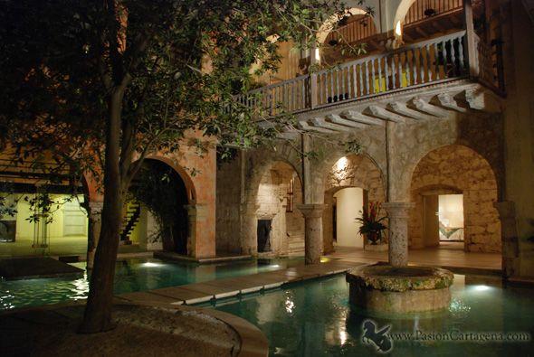 Hotel Boutique Cartagena Colombia Hoteles De Lujo Indias Para Vacaciones Vip Dúplex 4 Habitaciones En Una Casa Colonial Encanto Ubicada