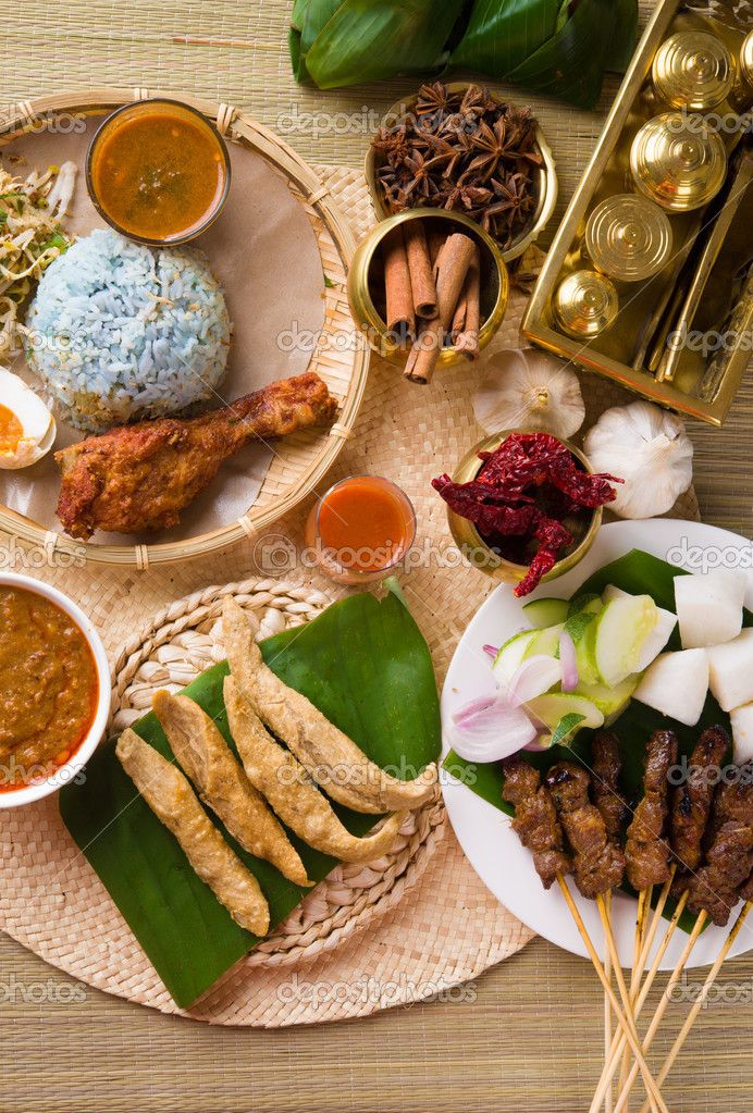 Various Popular Malaysia Food For Ramadan Hari Raya Aidilfitri