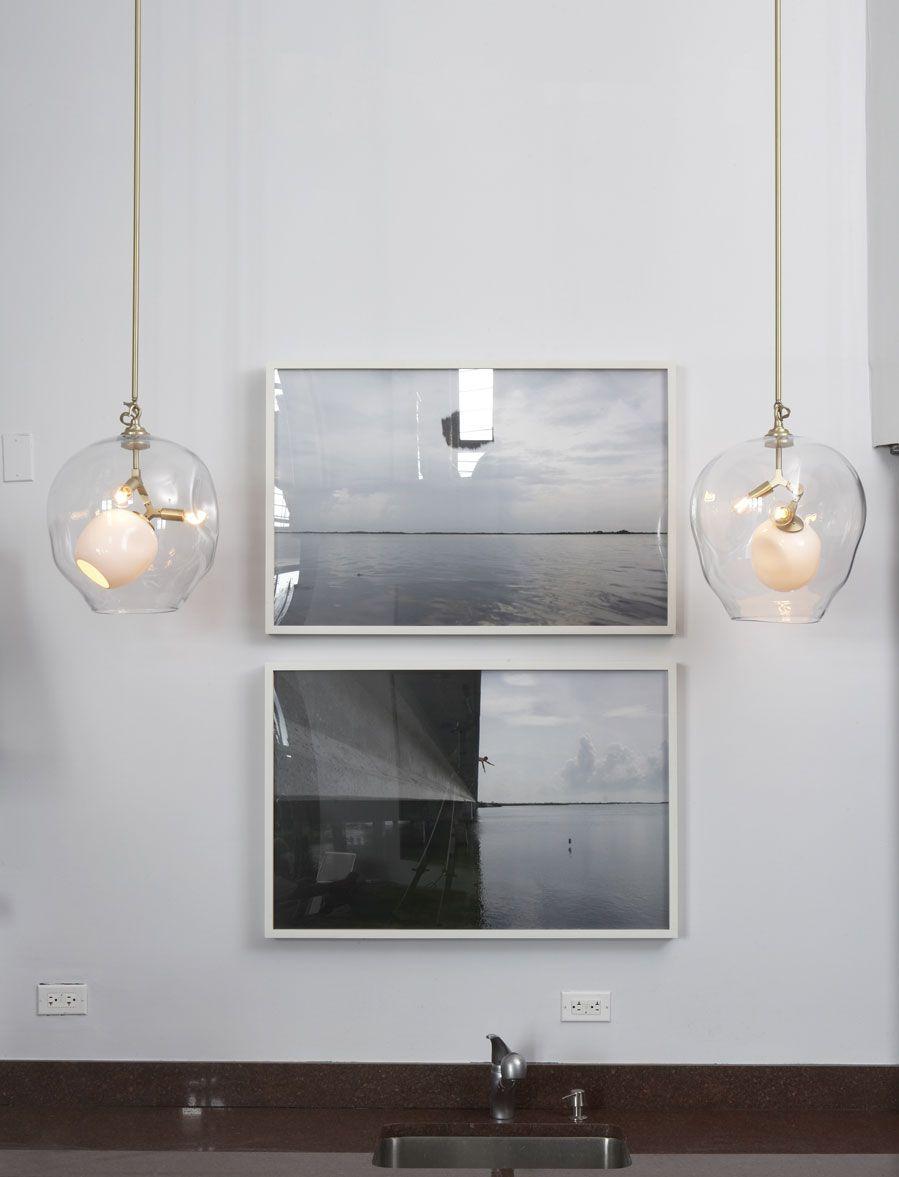 Terrarium light lindsey adelman llighting pinterest