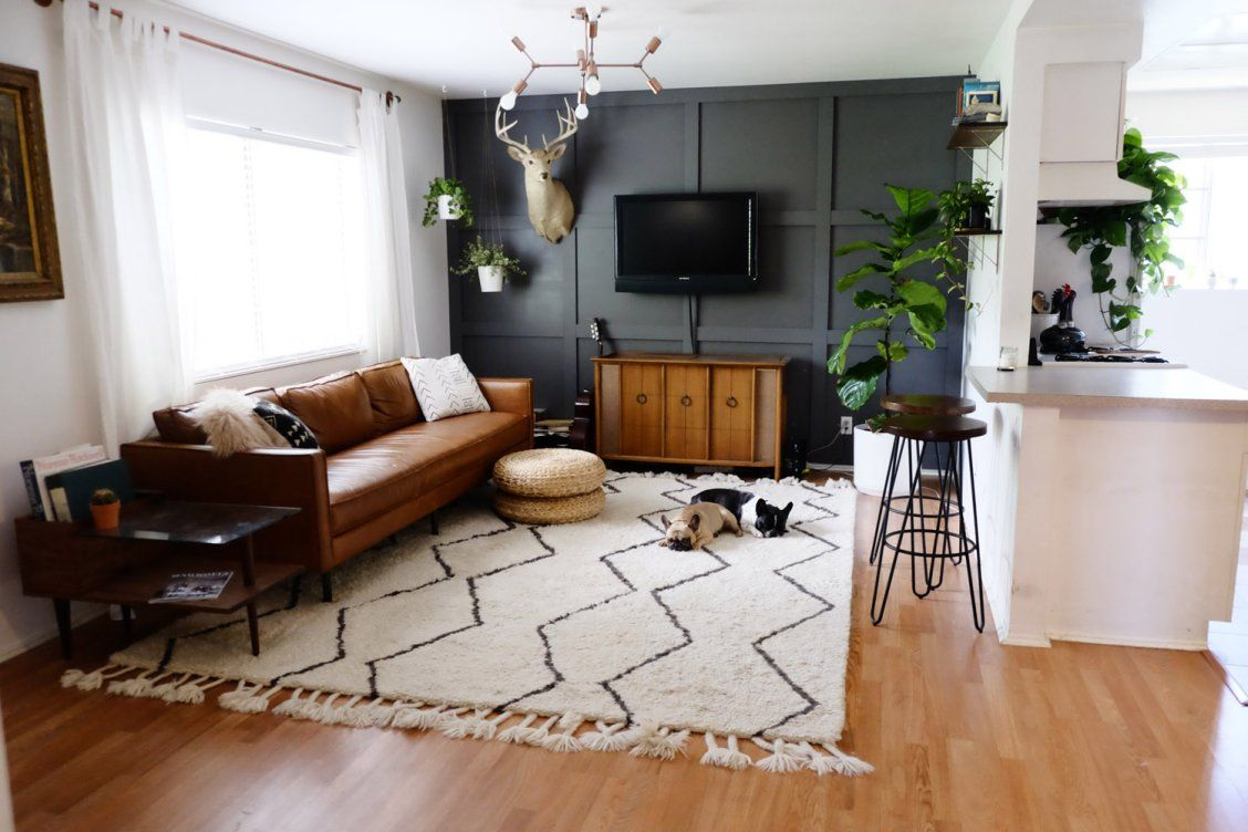 A Clutter Free Home For Creative Minds On Blog Westelm Com