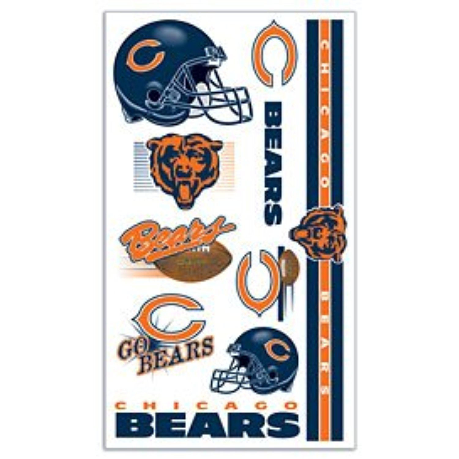 Chicago Bears Tattoos Want To Know More Click On The
