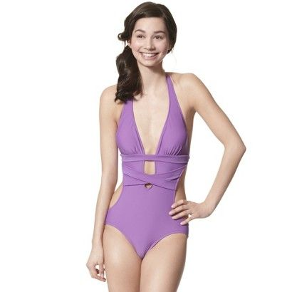 a3cc15cafb Target : Juniors Monokini Swimsuit | Très Chic | Monokini swimsuits ...