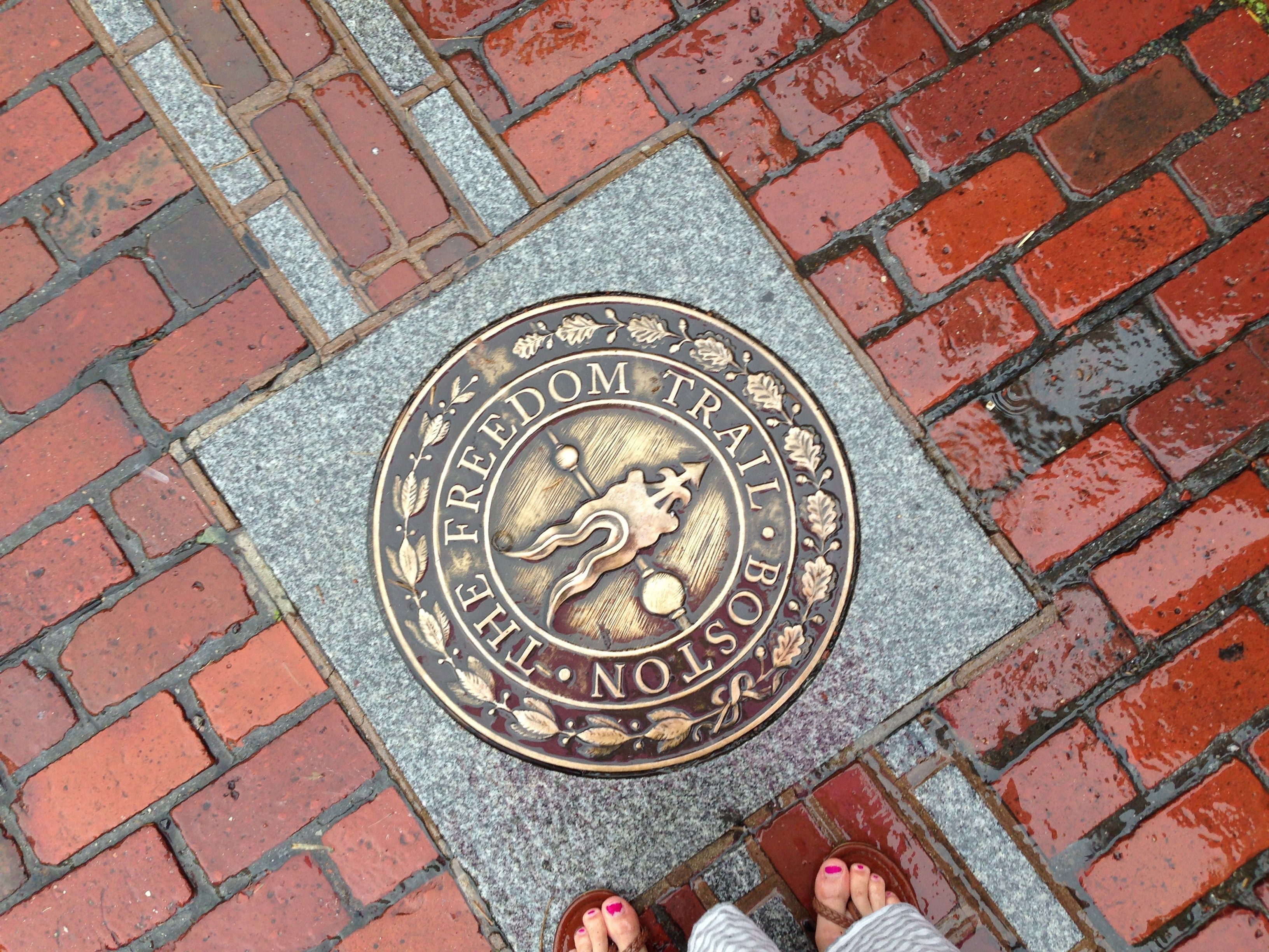 Freedom Trail, Boston, Massachusetts