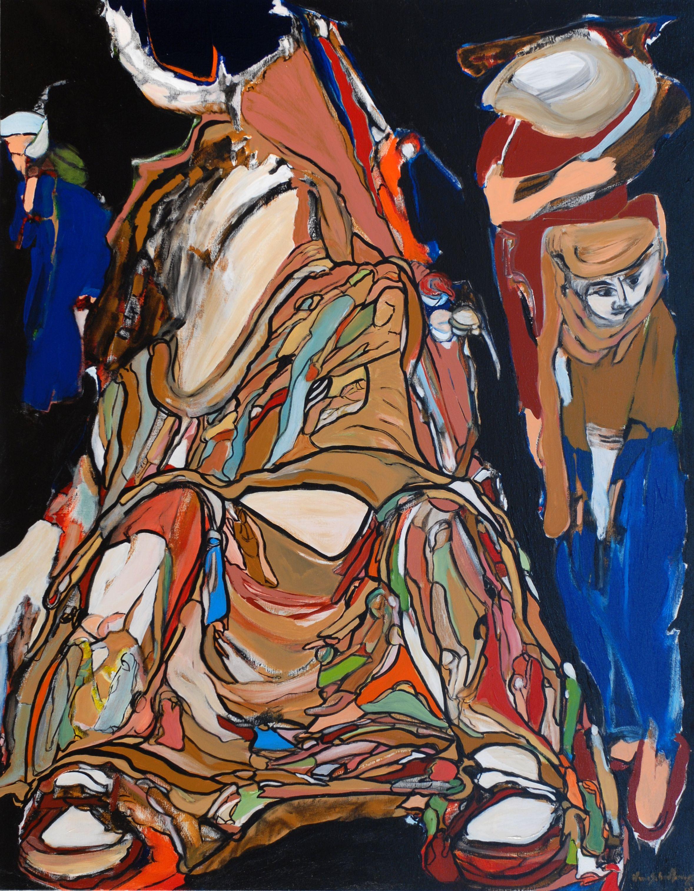 Galeria de Arte: Maria Sobral Mendonça - Zarpante