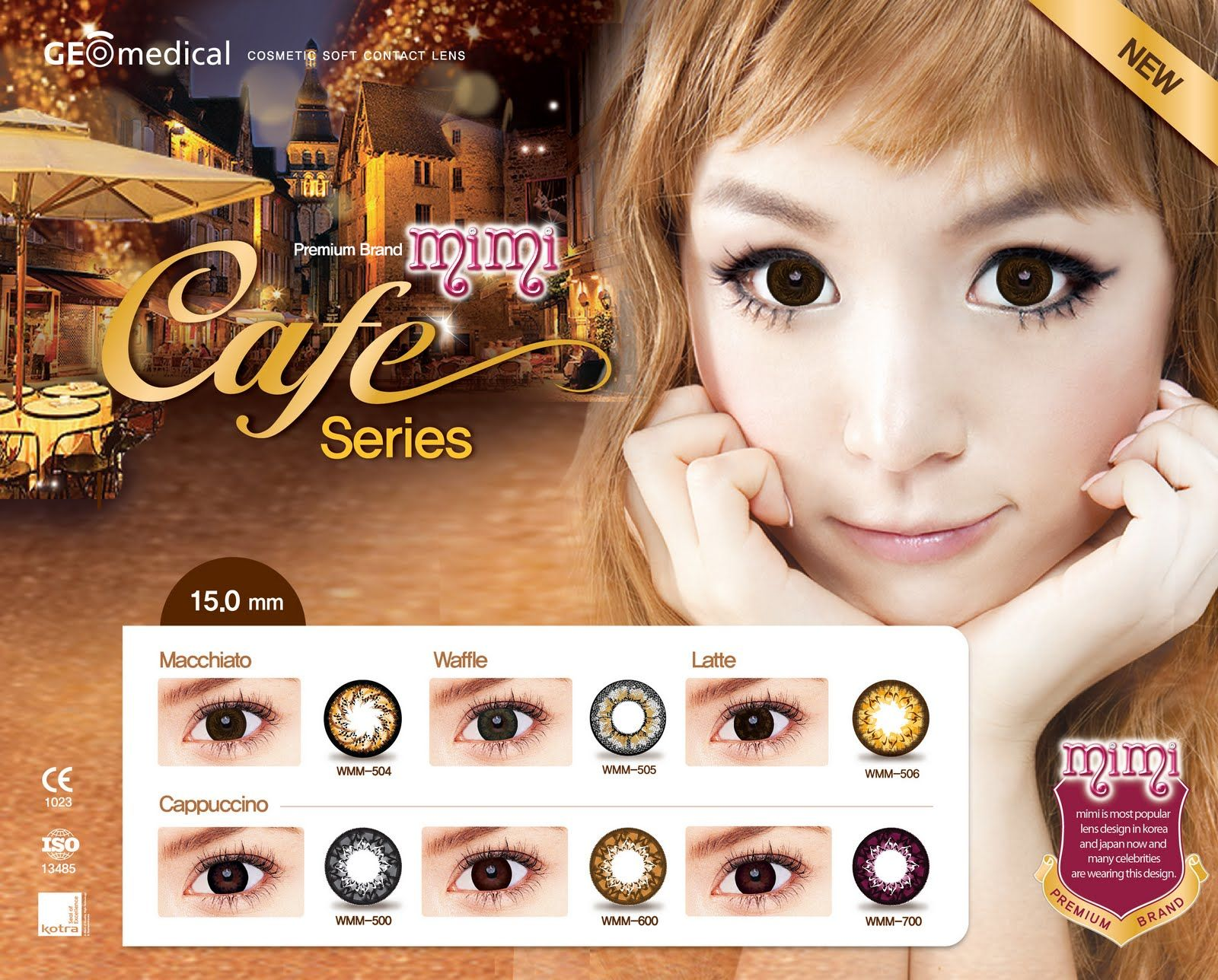 Anime eyes contact lenses weird but amazing contact