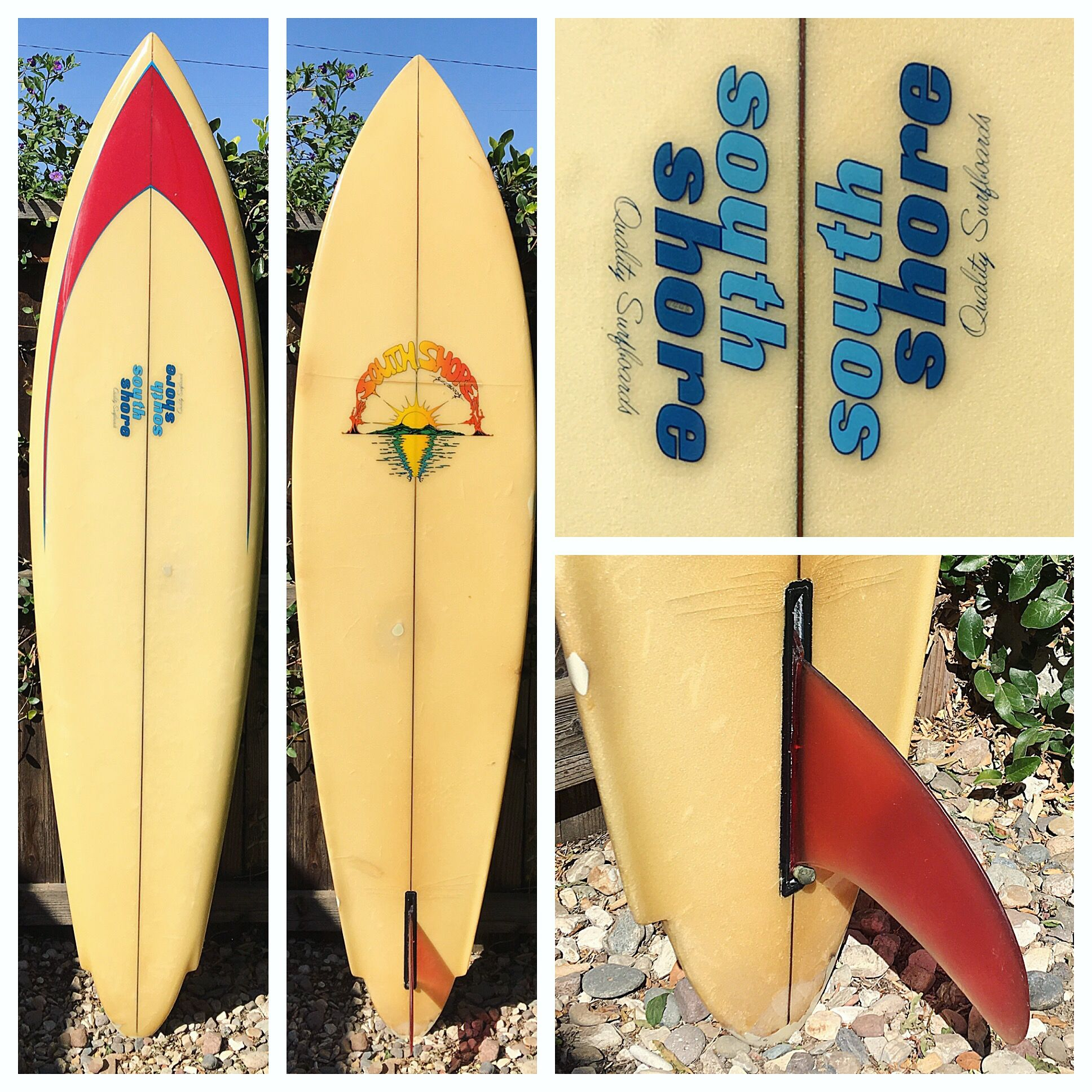 Colorful Decorative Surfboards To Hang On Wall Festooning - Wall Art ...