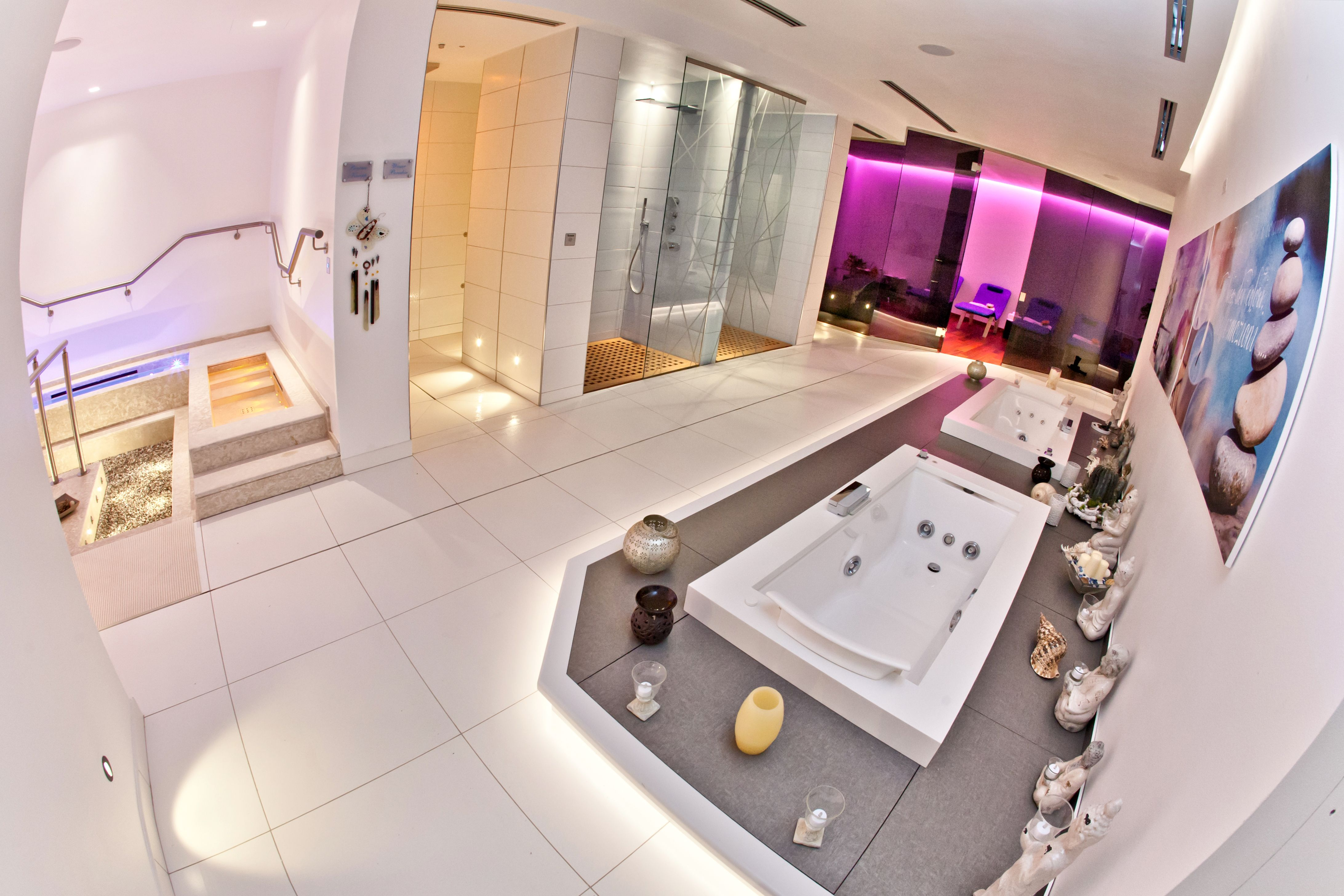 Prestige Beauty Spa S Spa Details Jacuzzi Kneipp Path