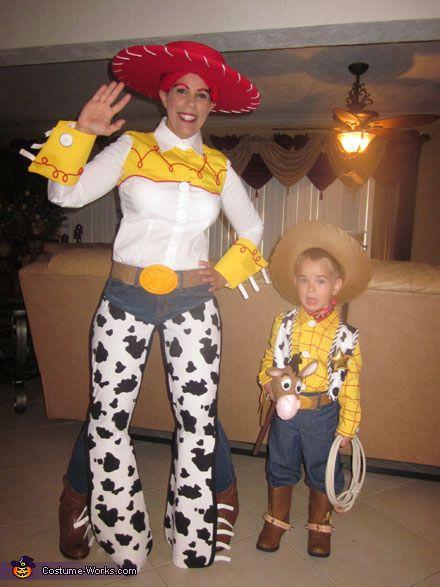 Woody\u0027s Roundup Gang - Halloween Costume Contest at Costume-Works - halloween costume ideas for family