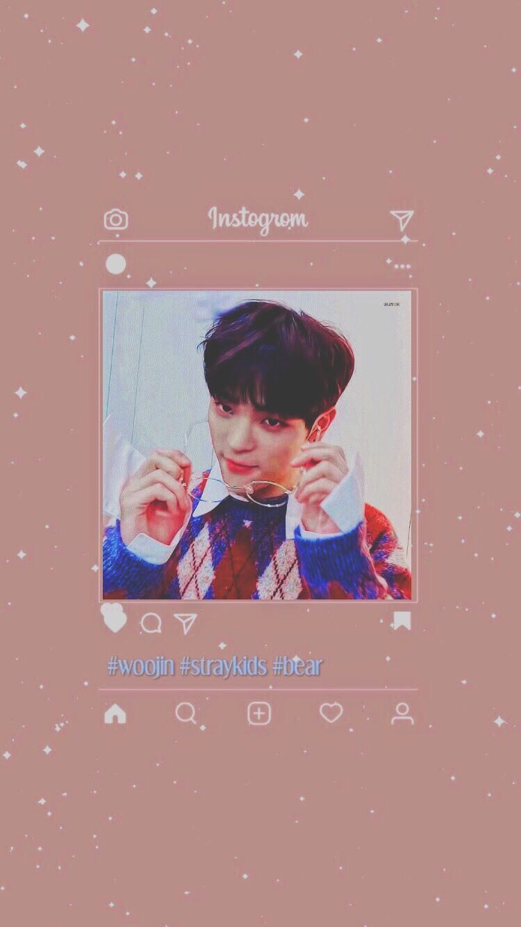 Simple Woojin Instagram Wallpaper Requests Are Open Tags Woojin Kimwoojin Straykids Stay Overlays Instagram Wallpaper Kids Wallpaper Kpop Wallpaper