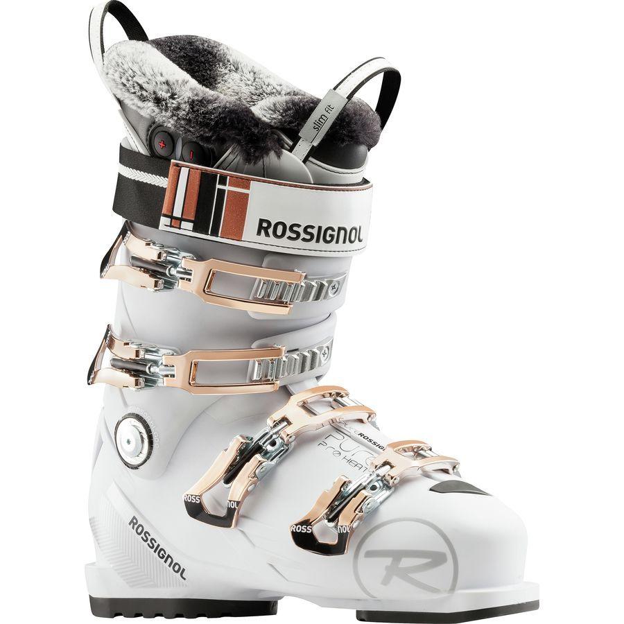 Rossignol Pure Pro Heat Ski Boot Women's One Color