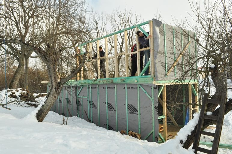 permakulturny mobilny dom