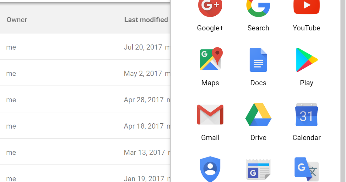 Warning! The Default Order of Icons in G Suite Launcher is