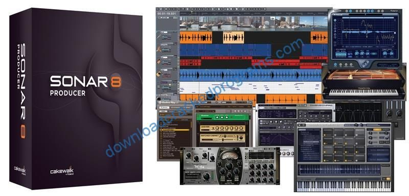 Cakewalk sonar 8 producer edition cheap price
