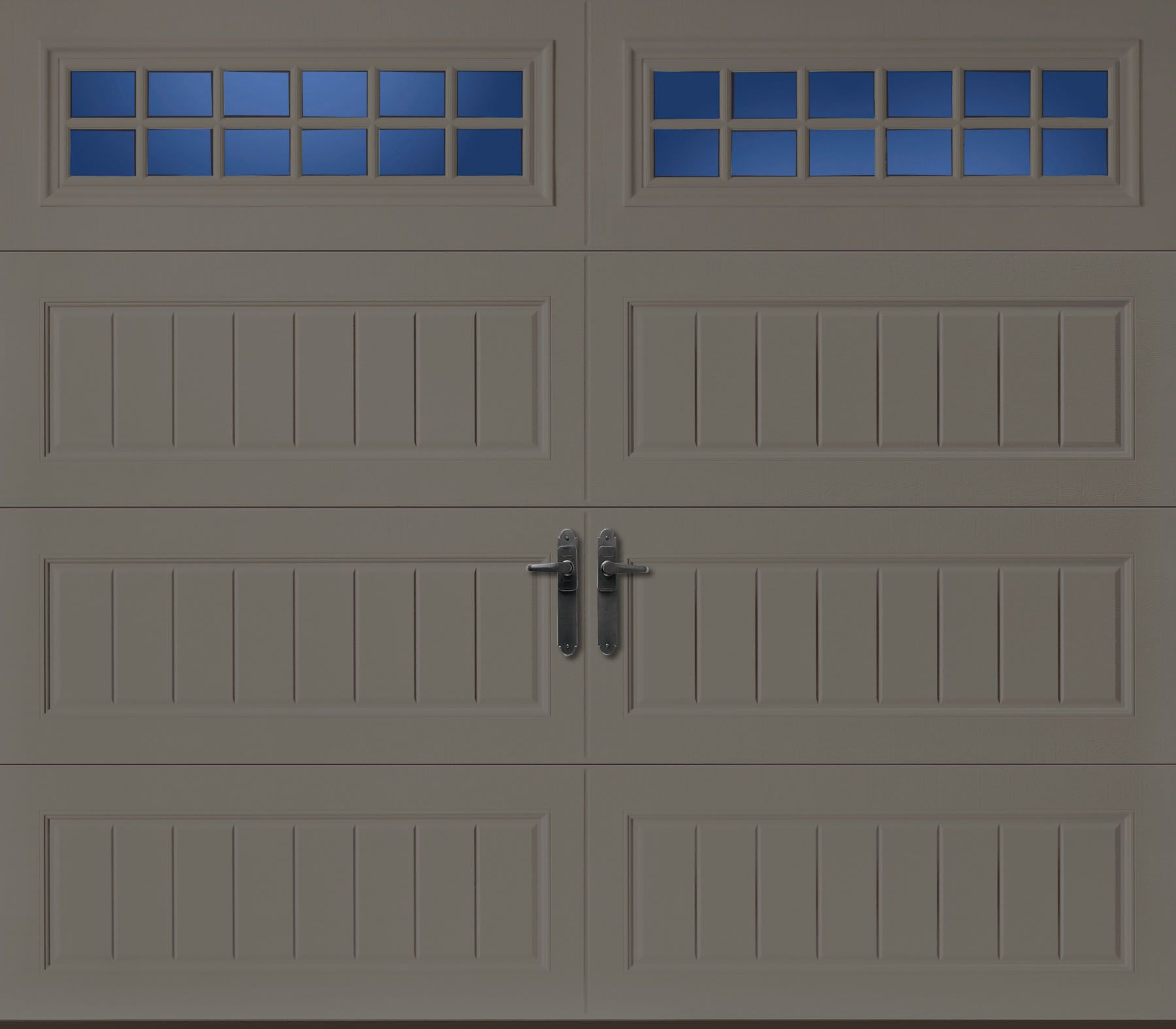 Amarr oak summit long panel bead board with stockton window amarr offers styles of garage doors choose from carriage house traditional and commercial garage doors in steel wood and wood composite materials rubansaba